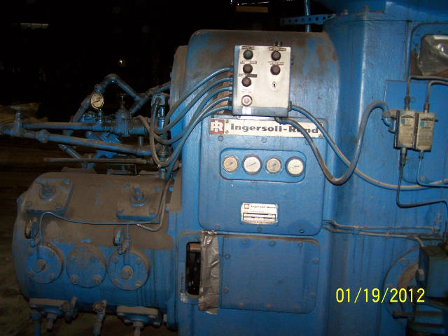Ingersoll Rand XLE image is available