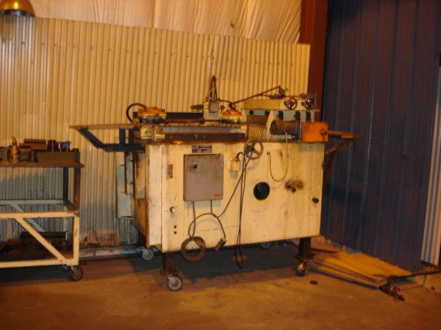 McKay 300 Ton SS Press, Machine ID: 5687