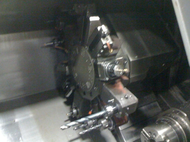 Mazak Super Quick Turn 200MS, Machine ID: 5699