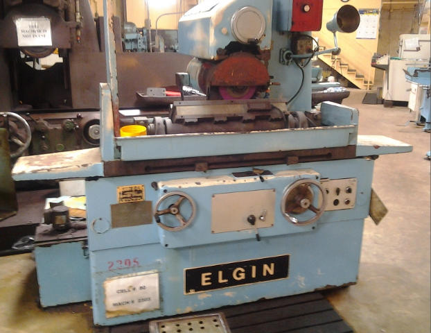 Elgin 8 x 25 Surface Grinder, Machine ID: 5706