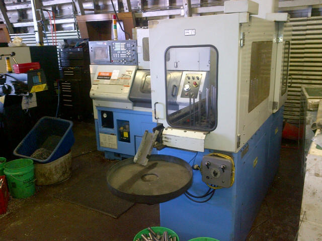 Mazak Quick Turn 6T, Machine ID: 5711