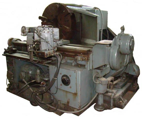 Lodge & Shipley T-Lathe, Machine:5713, image:1