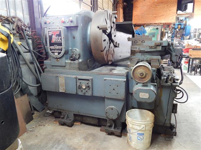 Lodge & Shipley T-Lathe, Machine:5713, image:4