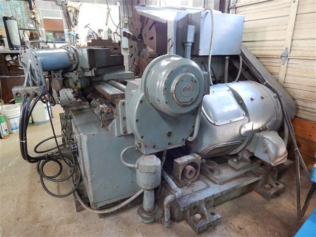 Lodge & Shipley T-Lathe, Machine ID:5713