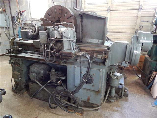 Lodge & Shipley T-Lathe, Machine:5713, image:7