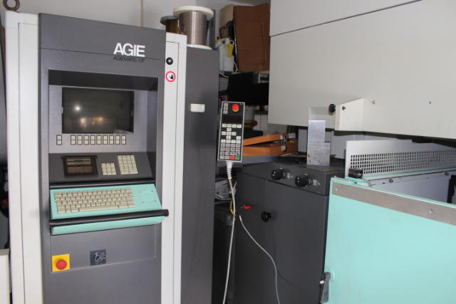 Agie 150HSS, Machine:5733, image:0