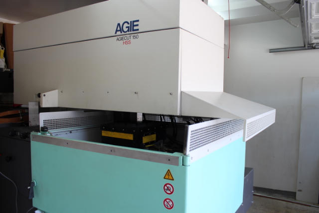 Agie 150HSS, Machine:5733, image:7