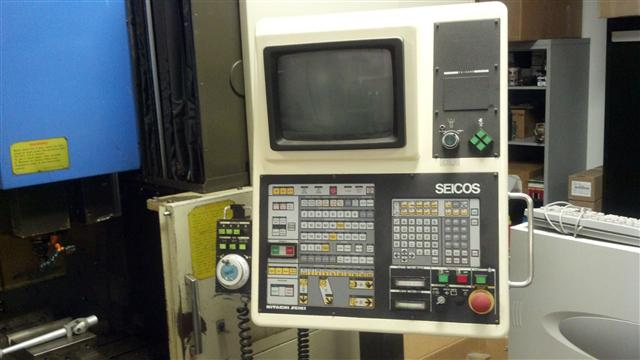 Hitachi-Seiki VM-40, Machine ID:5755