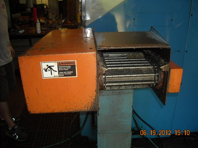 Mazak Quick Turn 15N, Machine ID: 5775