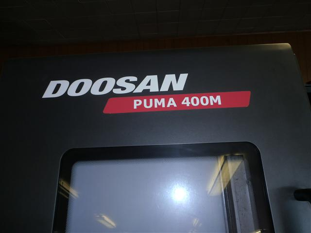Doosan Puma 400MC, Machine ID: 5841