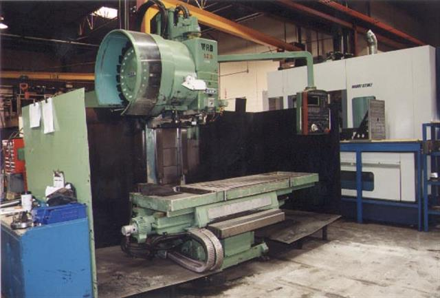 OKK MCV-500, 1981, MACHINING CENTERS, VERTICAL, CNC