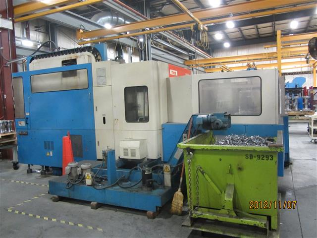 Mazak H-400N, Machine ID: 5906