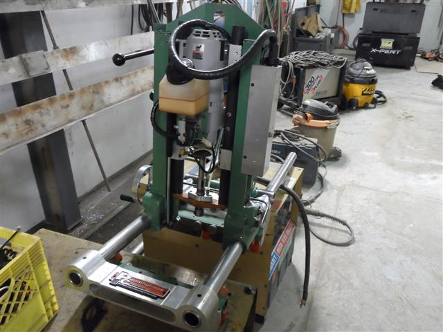 Peddinghaus Portable Drill Line 36, Machine:5917, image:1