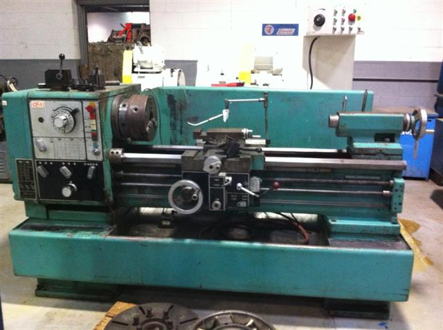 Harrison 17 x 46 Model 600 Engine Lathe, Machine ID:5927