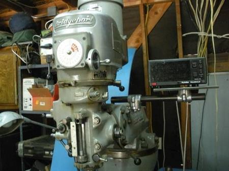 Superior Machinery :: Bridgeport Series 1 Knee Mill 1 jpg