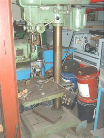 Rockwell 70-400 Single Spindle Drill Press, Machine ID: 5975