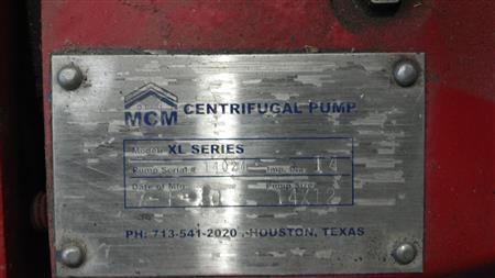 Superior Machinery :: MCM HV55 High Volume Centrifugal Pumps
