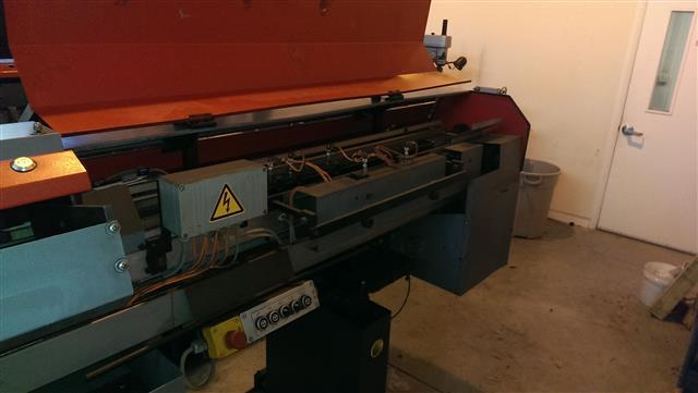 FMB Doppel Turbo Dual Spindle Barfeed, Machine ID: 6018