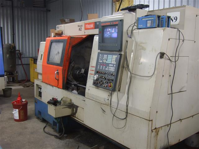Mazak SQT 15MY, Machine ID: 6043