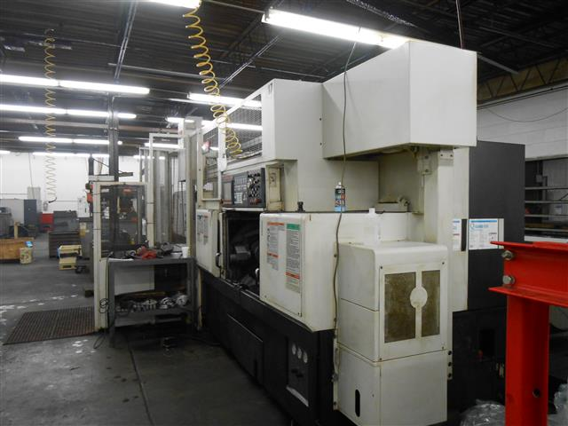Mazak Multiplex 6200, Machine ID: 6054