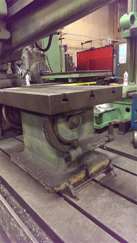 Summit 6 ft - 14.5 inch Radial Drill, Machine:6065, image:3