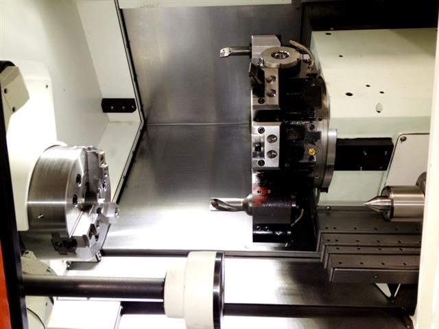 Mazak SQT-250M, Machine ID: 6067