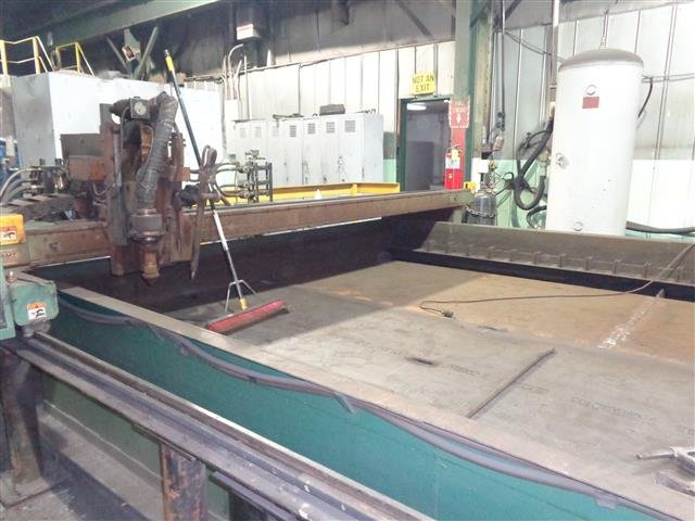Esab Sabre 2000 CNC Torch, Machine:6177, image:2
