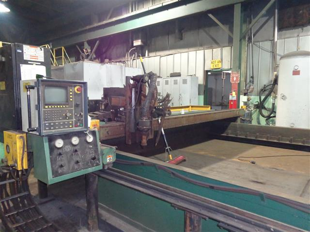 Esab Sabre 2000 CNC Torch, Machine:6177, image:1