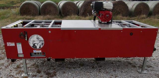 Zimmerman Metals Commercial Roof Panel Machine, Machine:6190, image:3