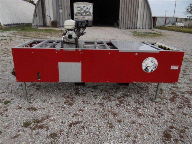 Zimmerman Metals Commercial Roof Panel Machine, Machine:6190, image:1