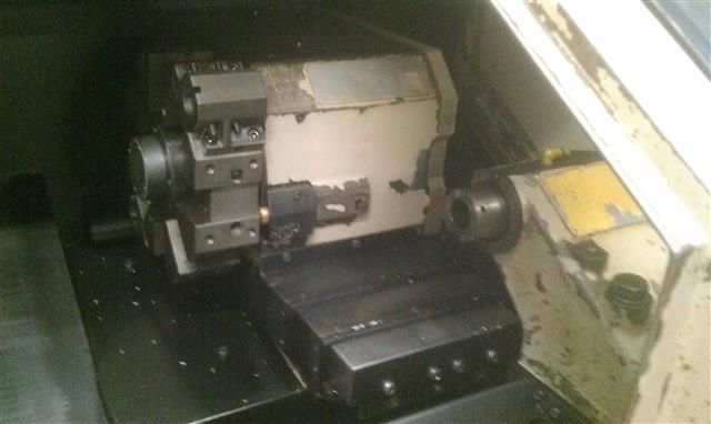 Mazak Quick Turn 8, Machine ID: 6270