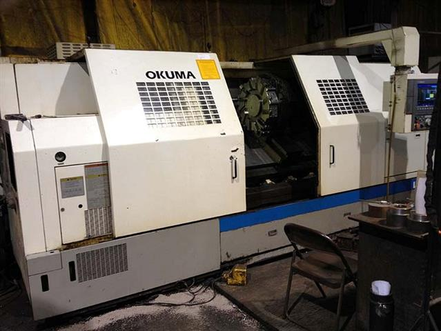 Okuma LB35II, Machine ID:6348