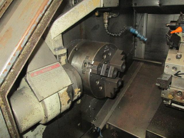 Mazak Quick Turn 20, Machine ID: 6361
