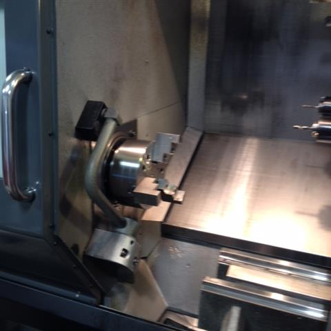 Haas DS30Y, Machine ID:6399