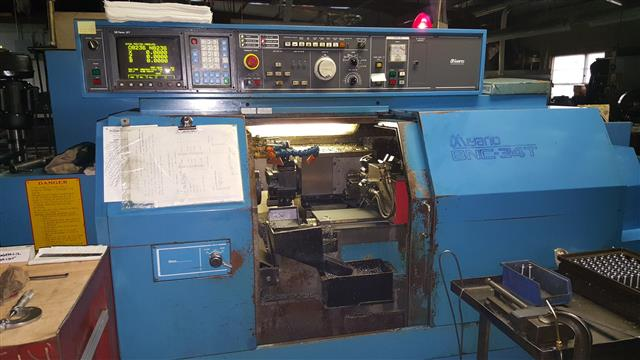 Miyano BNC-34T, Machine ID:6449