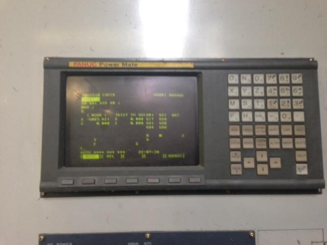 Mori-Seiki SH-500, Machine ID:6462