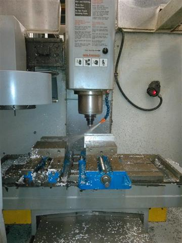 Haas Super Mini Mill image is available
