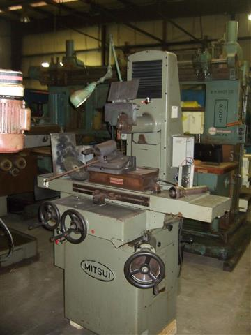 Mitsui 250MH 6 x 18 Surface Grinder, Machine ID:6517
