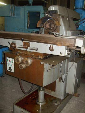 Lagun VD 6A Horizontal Mill, Machine ID:6518
