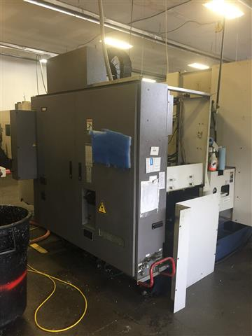 Mori-Seiki SH-400, Machine ID:6535