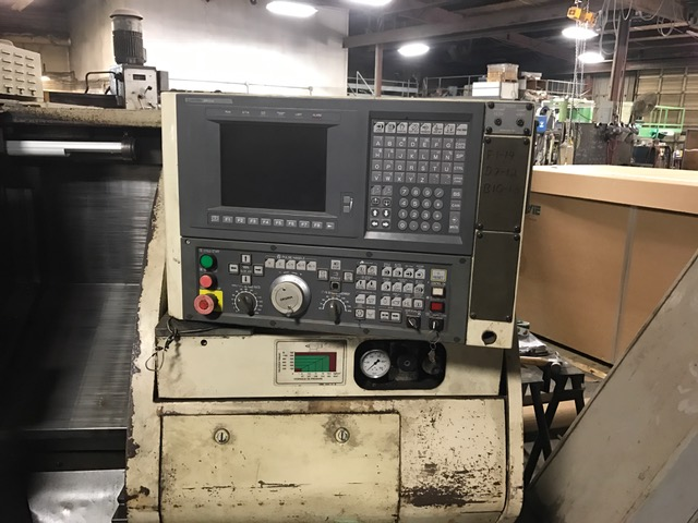 Okuma Crown L-1060, Machine ID:6583