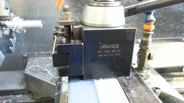 Haas TL-1, Machine ID:6584