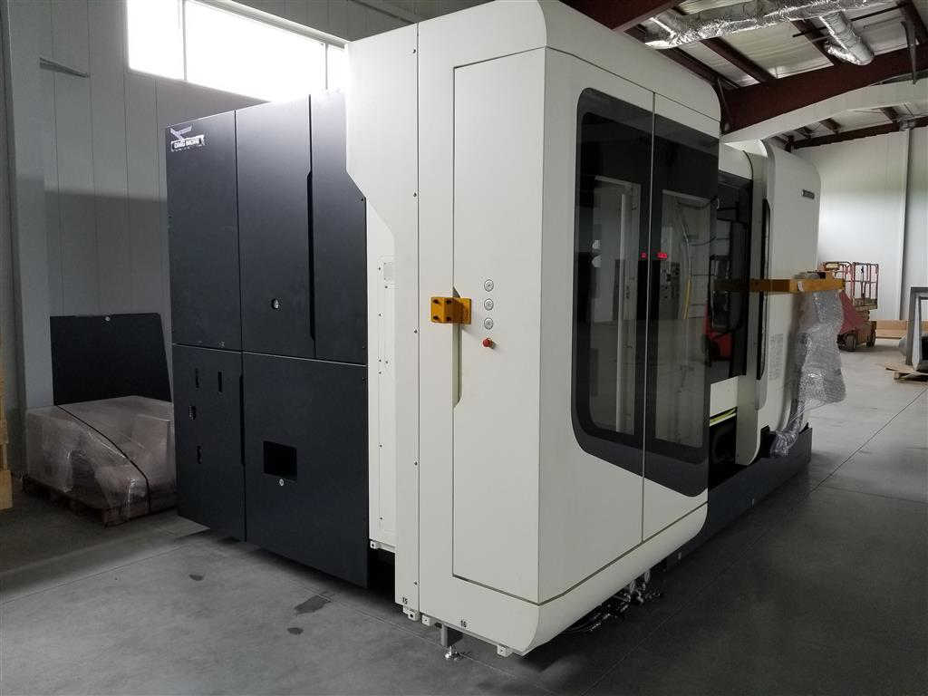 DMG-Mori NTX2000-1500SZM, Machine ID:6597