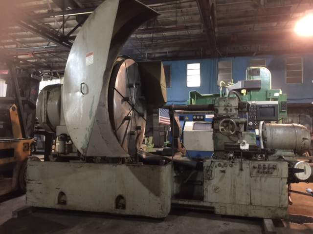 Bryant 1460 Internal Grinder, Machine ID:6599