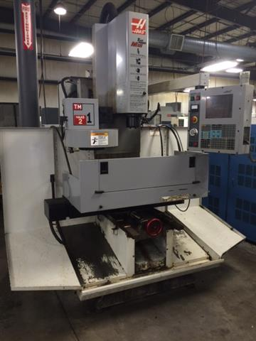 Haas TM-1 Toolroom Mill, Machine ID:6607