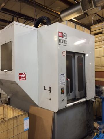 Haas MDC-1, Machine:6608, image:1