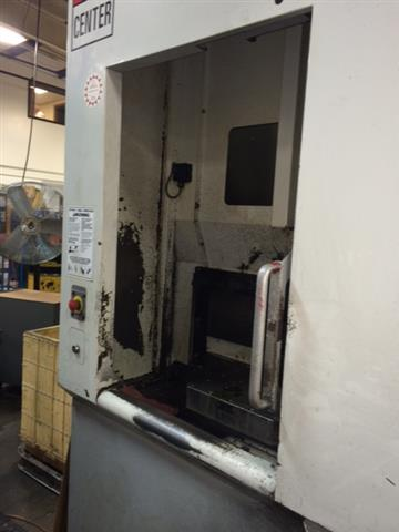 Haas MDC-1, Machine ID:6608