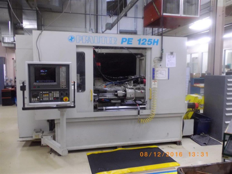 Pfauter PE 125 H, Machine:6618, image:0