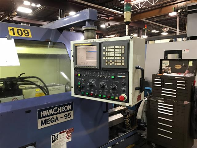 Hwacheon Mega 95, Machine:6623, image:4