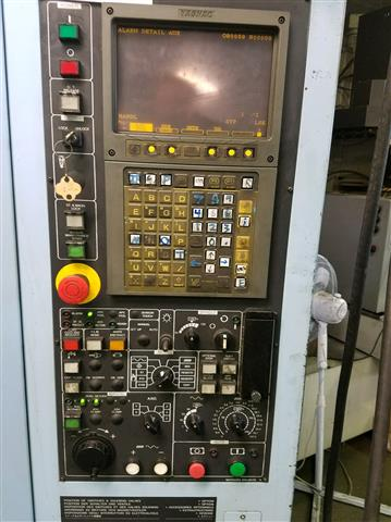 Matsuura MC-660-VG, Machine ID:6636